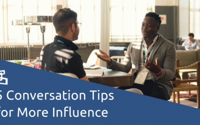 5 Conversation Tips for More Influence