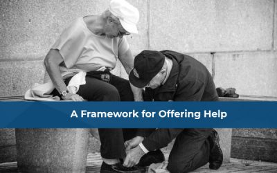 A Framework for Offering Help