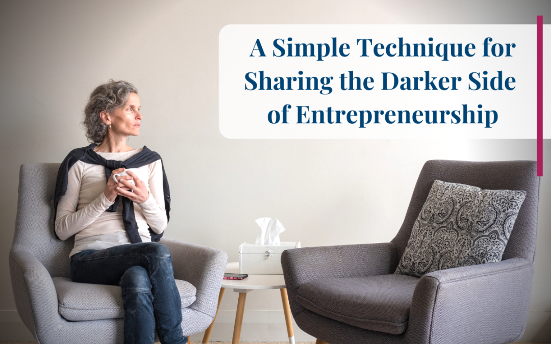 How Entrepreneurs Can Stop Struggling in Solitude